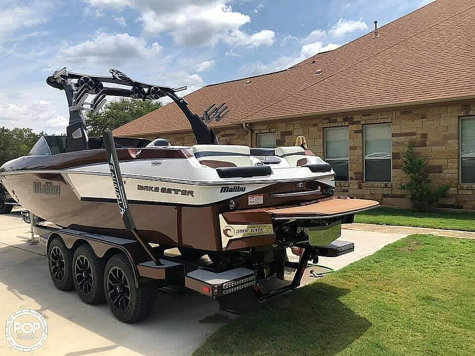2017 Malibu boat for sale, model of the boat is 24mxz & Image # 3 of 40