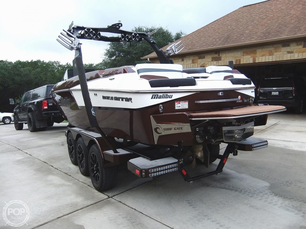 2017 Malibu boat for sale, model of the boat is 24mxz & Image # 19 of 40