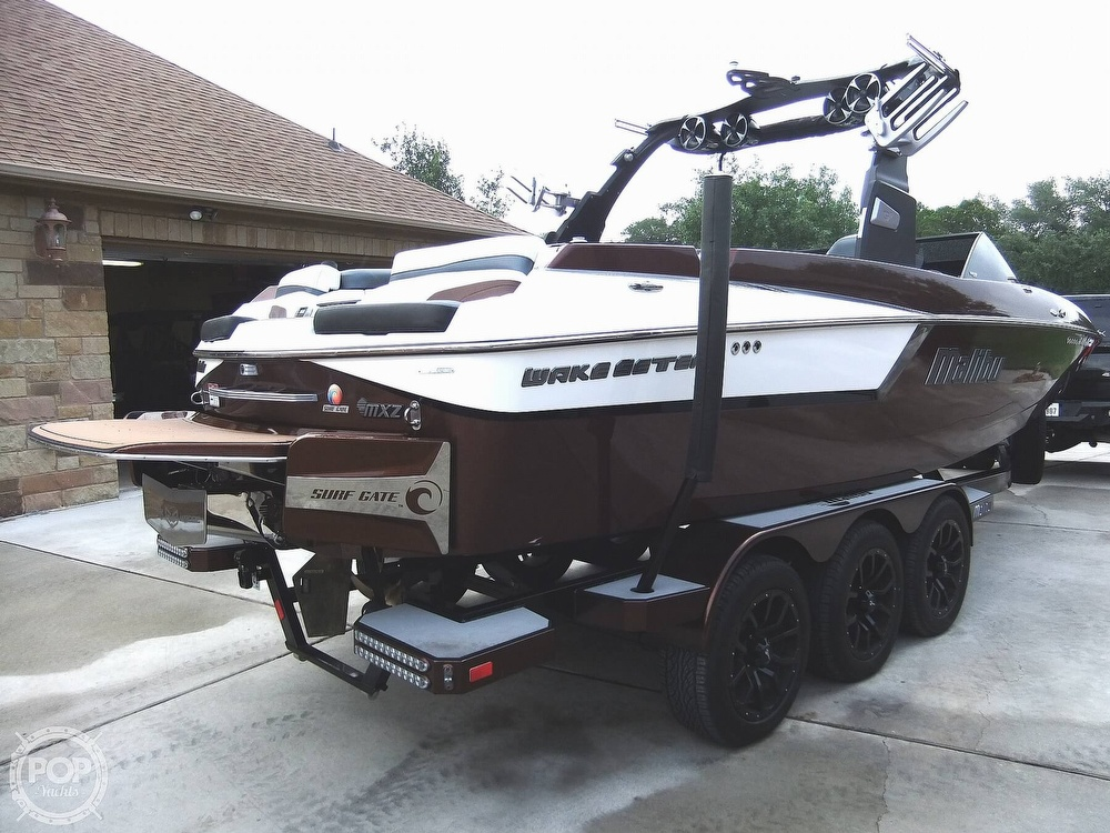 2017 Malibu boat for sale, model of the boat is 24mxz & Image # 22 of 40