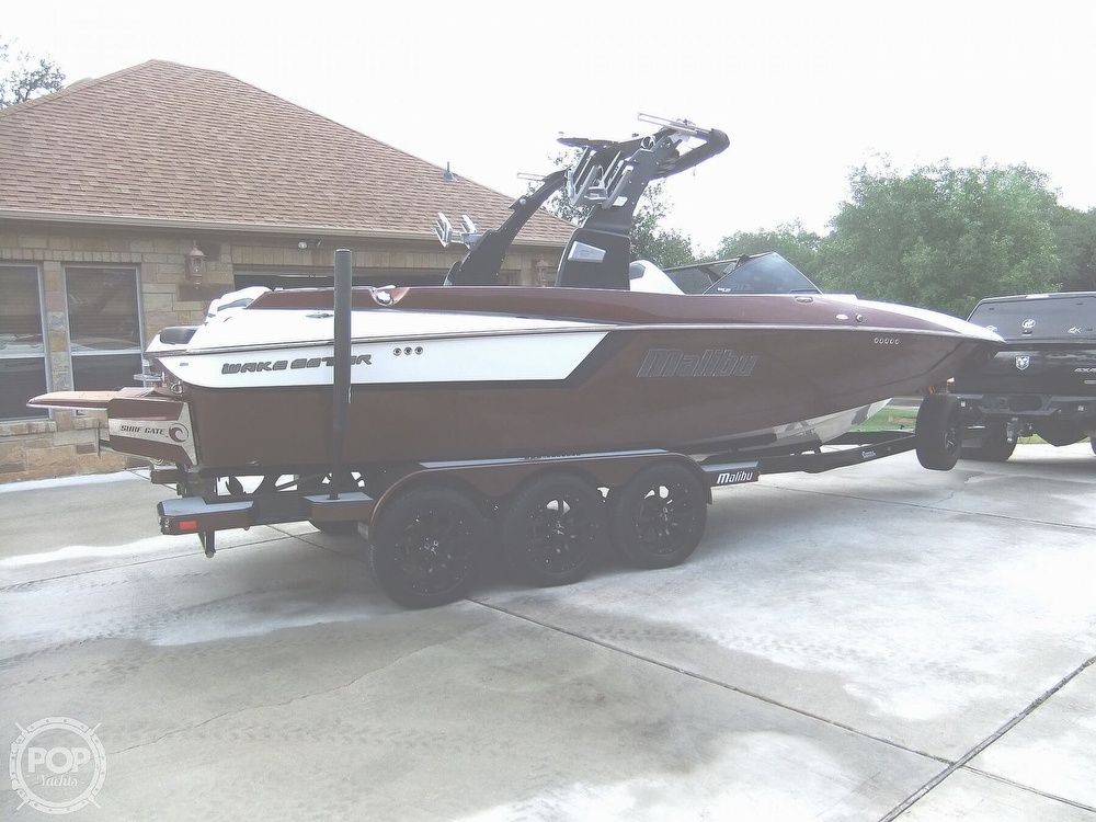 2017 Malibu boat for sale, model of the boat is 24mxz & Image # 23 of 40