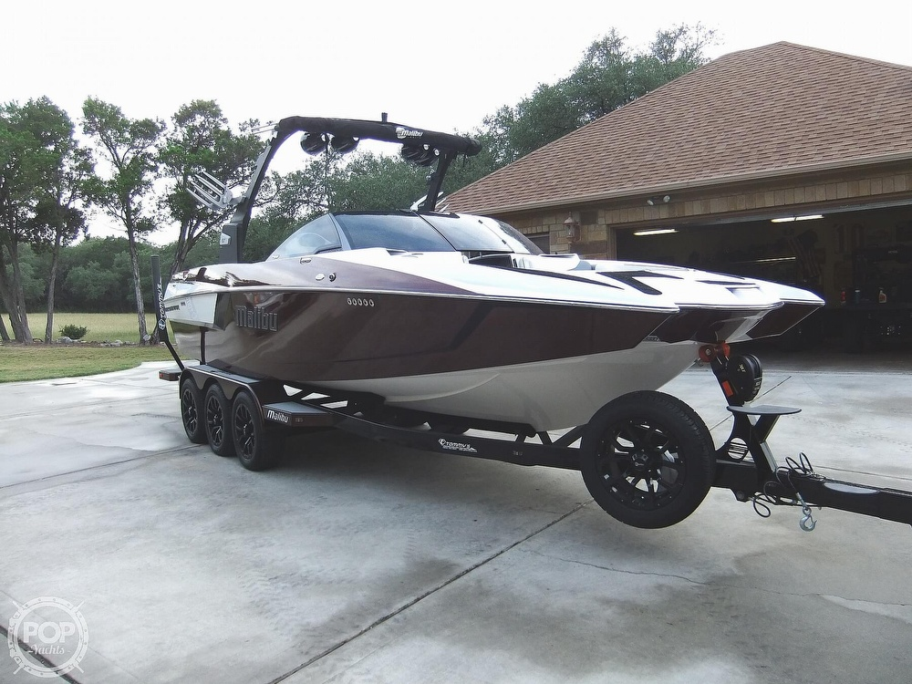 2017 Malibu boat for sale, model of the boat is 24mxz & Image # 24 of 40