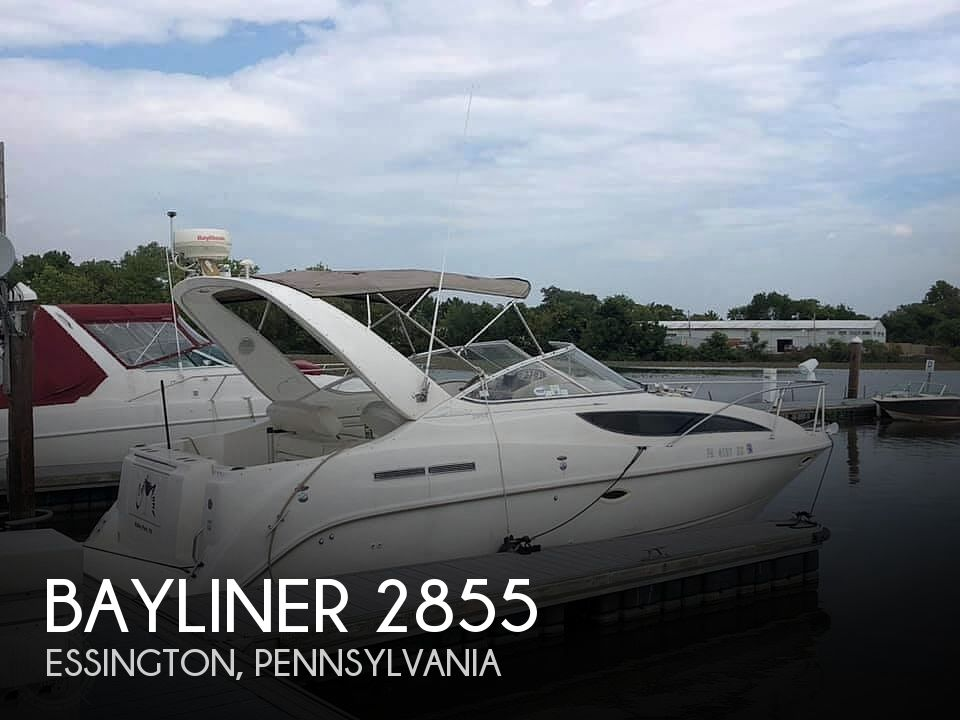 Used Bayliner Boats For Sale in Lancaster, Pennsylvania by owner | 2001 Bayliner 2855 Cierra