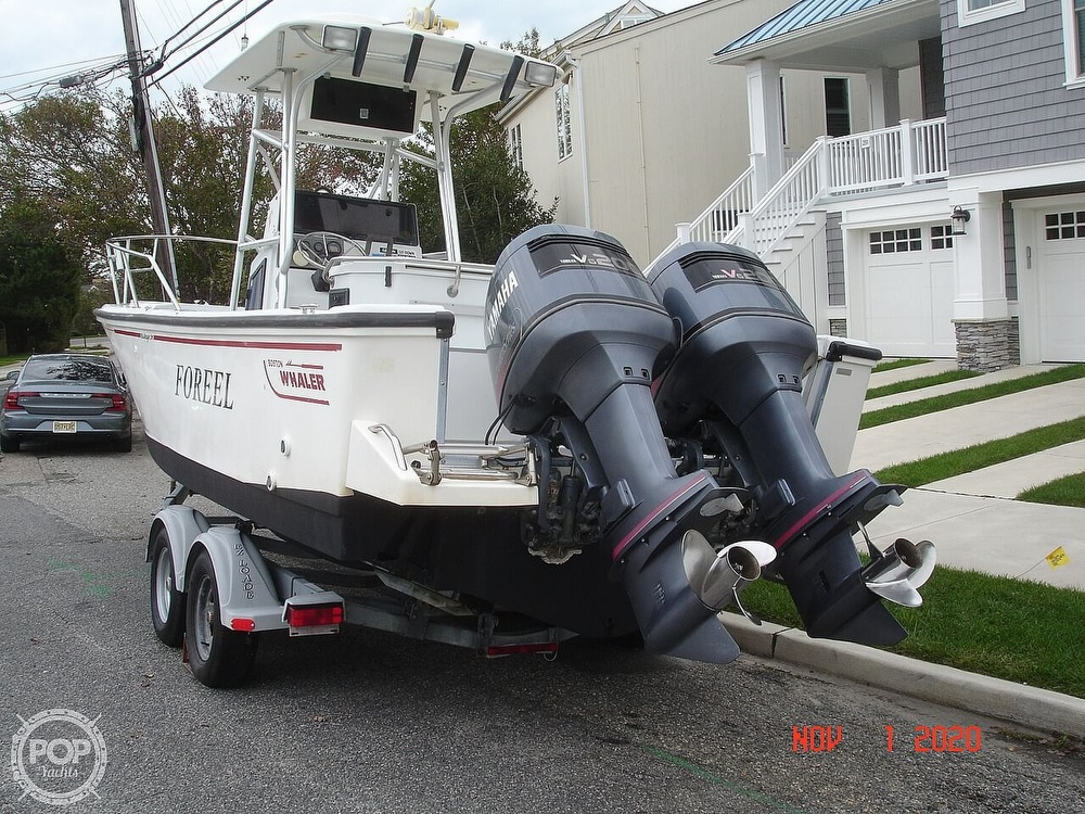 1994 Boston Whaler boat for sale, model of the boat is 24 Outrage & Image # 13 of 40