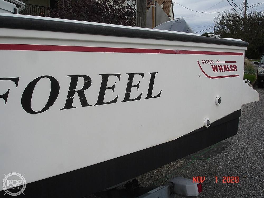 1994 Boston Whaler boat for sale, model of the boat is 24 Outrage & Image # 18 of 40