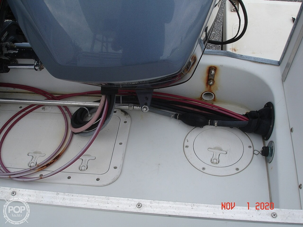 1994 Boston Whaler boat for sale, model of the boat is 24 Outrage & Image # 35 of 40
