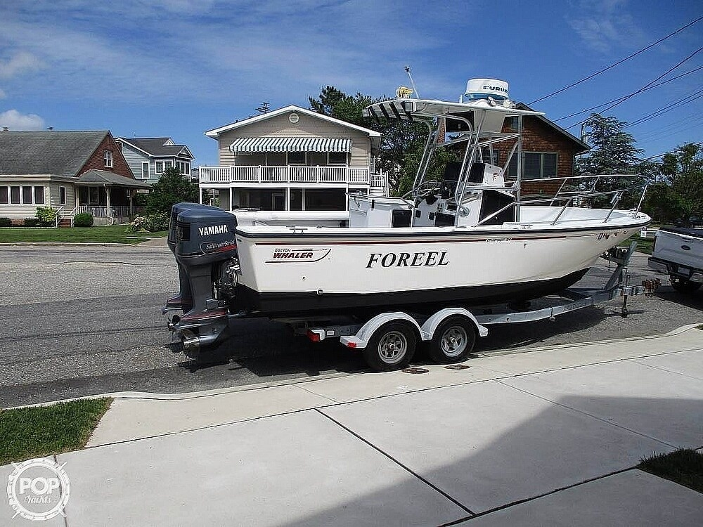 1994 Boston Whaler boat for sale, model of the boat is 24 Outrage & Image # 3 of 40