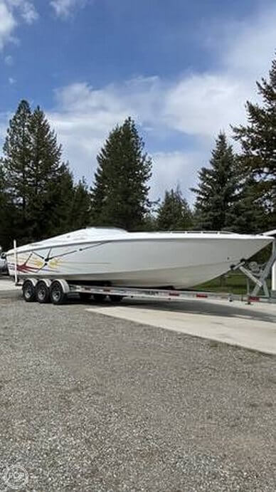 Baja Outlaw 33, 33, for sale - $61,200