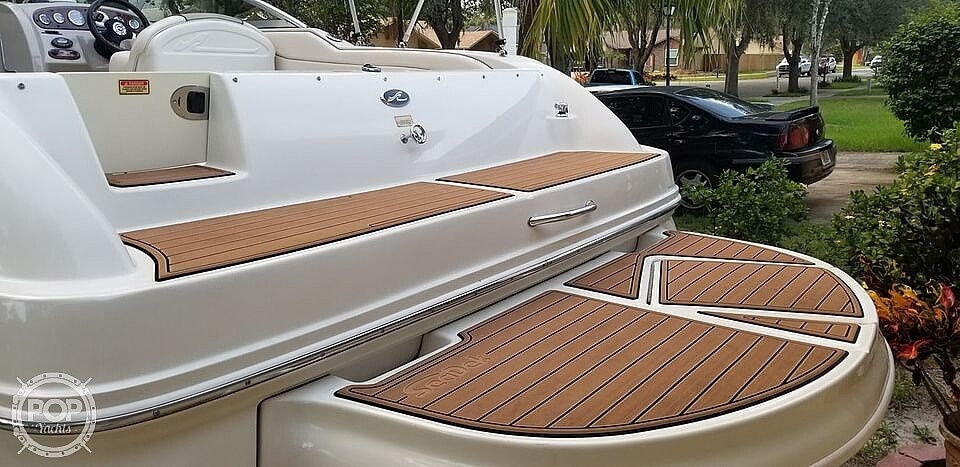 2005 Sea Ray boat for sale, model of the boat is 225 weekender & Image # 28 of 40