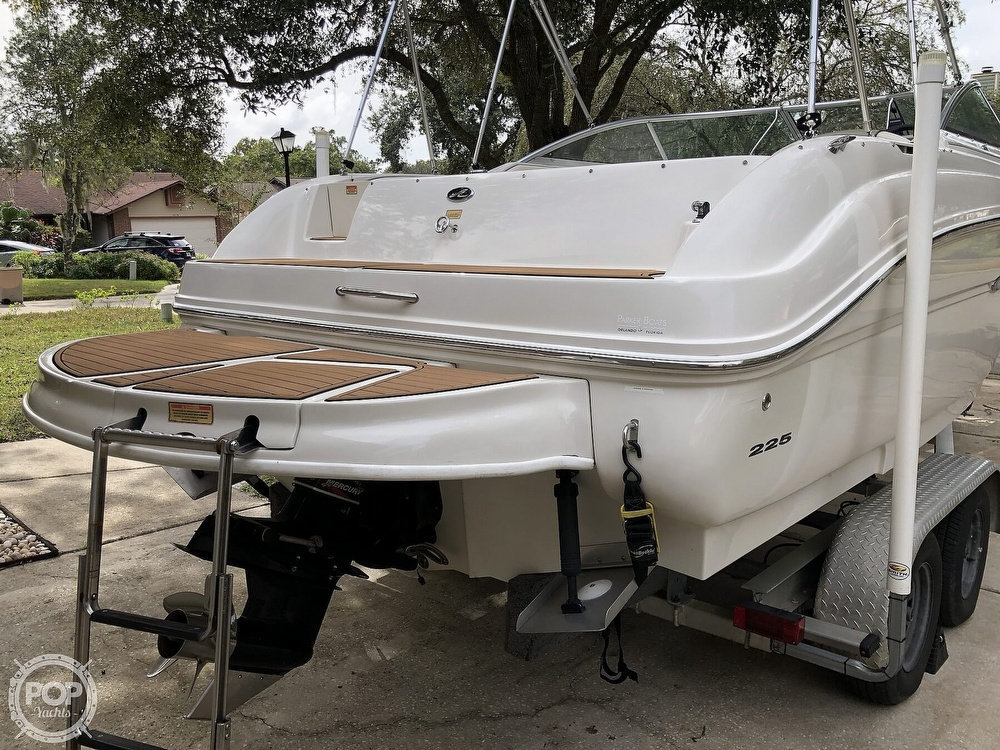 2005 Sea Ray boat for sale, model of the boat is 225 weekender & Image # 35 of 40