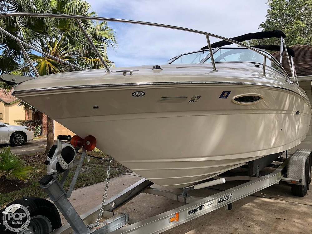 2005 Sea Ray boat for sale, model of the boat is 225 weekender & Image # 38 of 40