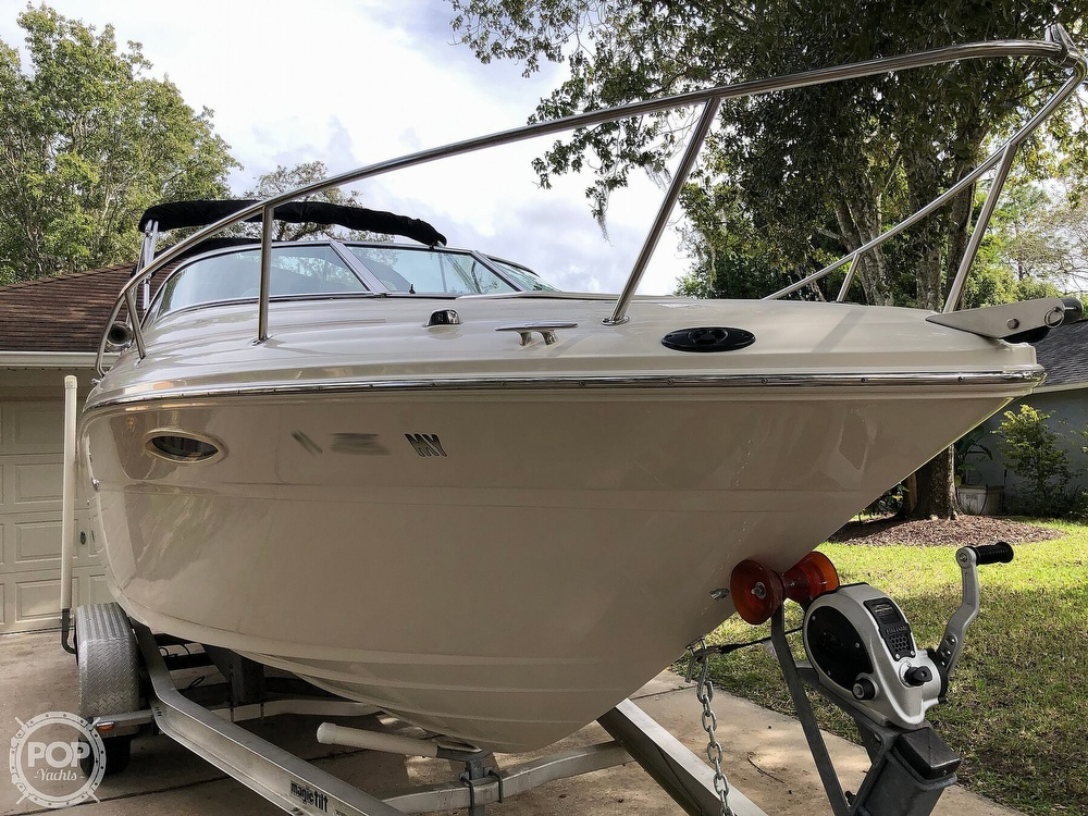 2005 Sea Ray boat for sale, model of the boat is 225 weekender & Image # 39 of 40