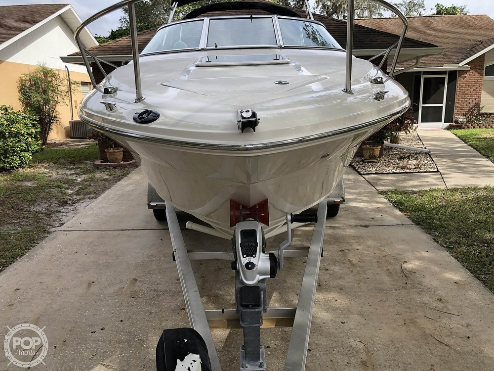2005 Sea Ray boat for sale, model of the boat is 225 weekender & Image # 9 of 40