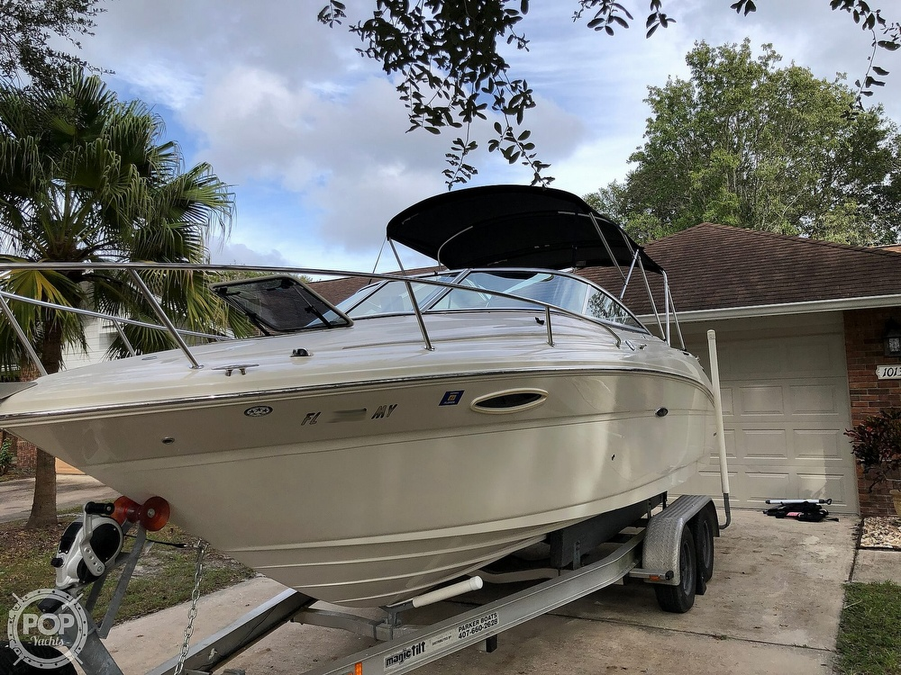2005 Sea Ray boat for sale, model of the boat is 225 weekender & Image # 23 of 40