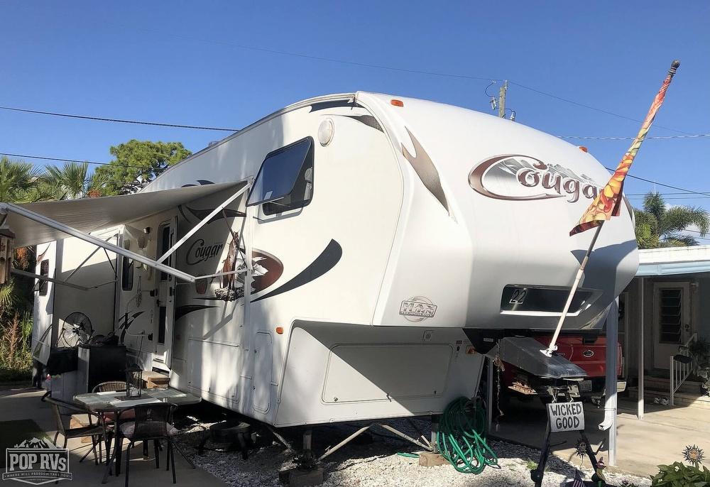 2011 Cougar 318SAB - #$LI_INDEX