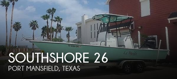Used Boats For Sale in Brownsville, Texas by owner | 2016 Southshore 26
