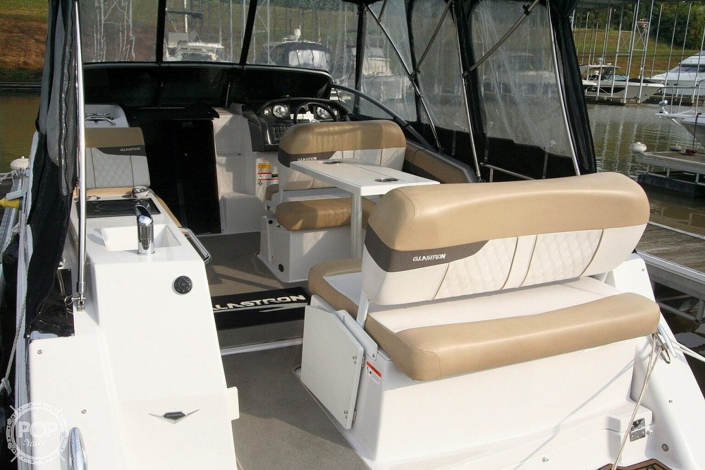 2017 Glastron boat for sale, model of the boat is GS259 & Image # 22 of 40