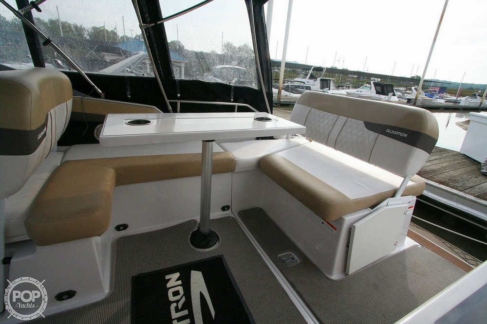 2017 Glastron boat for sale, model of the boat is GS259 & Image # 23 of 40