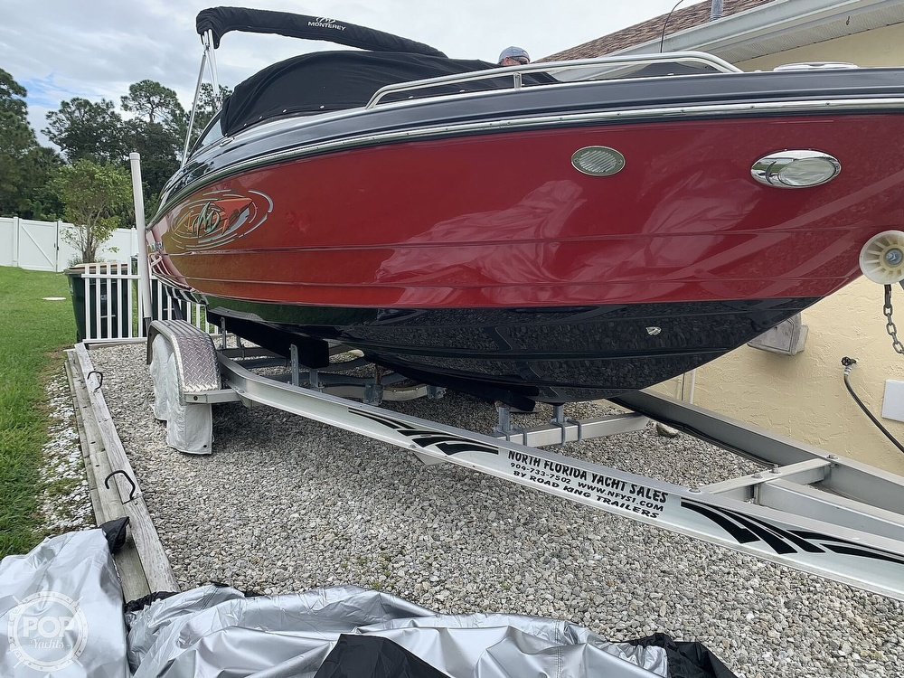 2016 Monterey boat for sale, model of the boat is BF 197 FSX & Image # 3 of 40