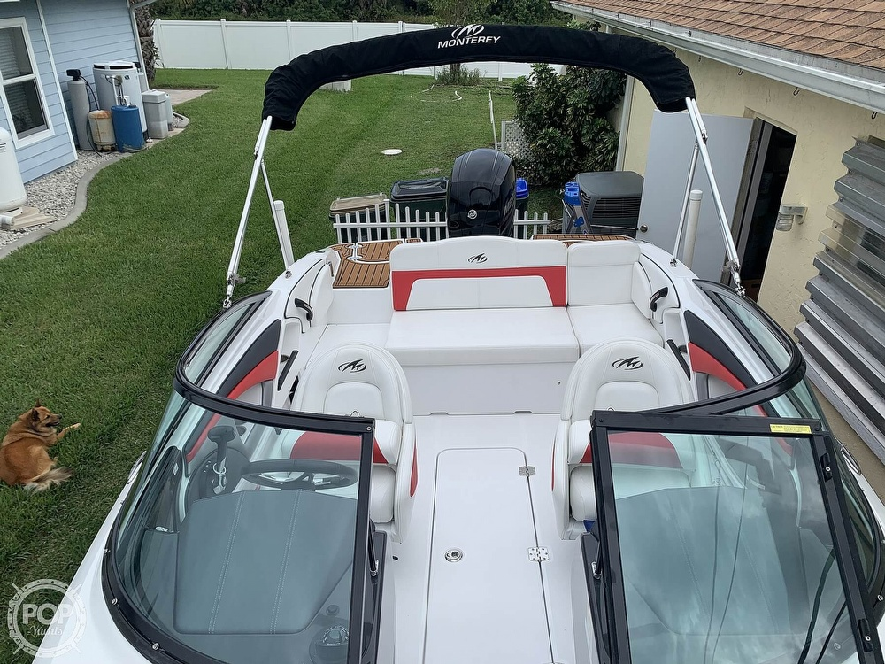 2016 Monterey boat for sale, model of the boat is BF 197 FSX & Image # 9 of 40