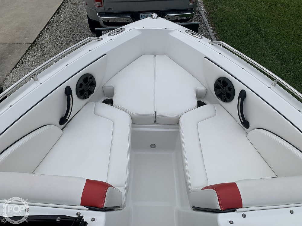 2016 Monterey boat for sale, model of the boat is BF 197 FSX & Image # 16 of 40