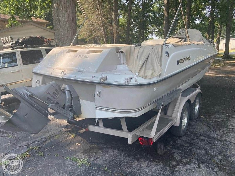 1997 Four Winns boat for sale, model of the boat is 214 Candia FS Limited & Image # 11 of 33