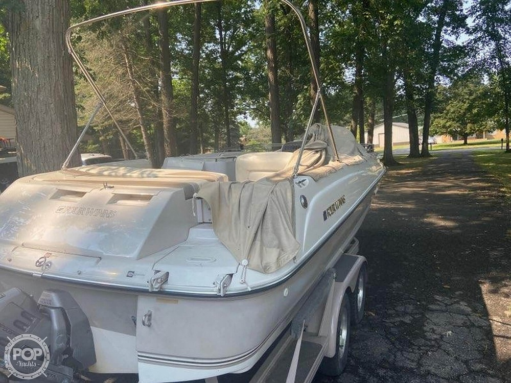 1997 Four Winns boat for sale, model of the boat is 214 Candia FS Limited & Image # 5 of 33