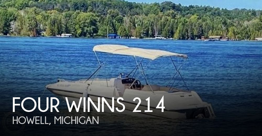 1997 FOUR WINNS 214 CANDIA FS LIMITED for sale