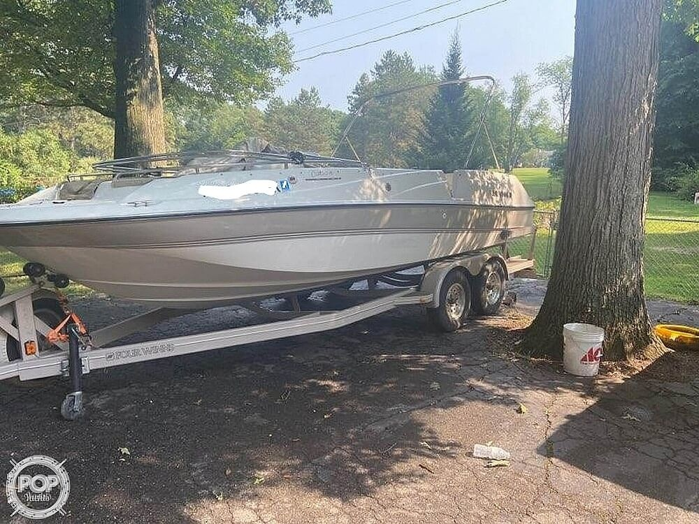1997 Four Winns boat for sale, model of the boat is 214 Candia FS Limited & Image # 3 of 33