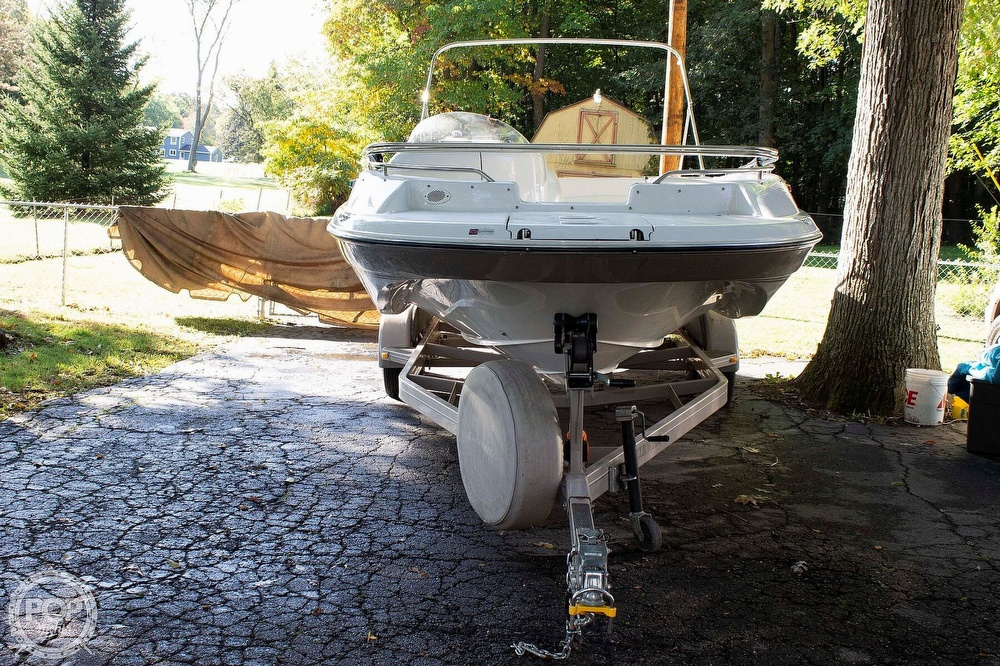 1997 Four Winns boat for sale, model of the boat is 214 Candia FS Limited & Image # 4 of 33