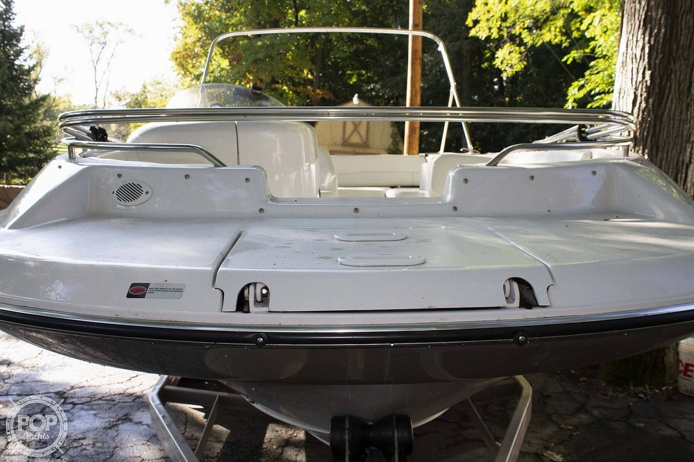 1997 Four Winns boat for sale, model of the boat is 214 Candia FS Limited & Image # 7 of 33