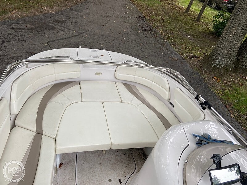 1997 Four Winns boat for sale, model of the boat is 214 Candia FS Limited & Image # 30 of 33