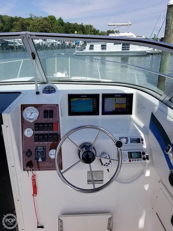 1997 Seaswirl boat for sale, model of the boat is Striper 2600 WA & Image # 7 of 40
