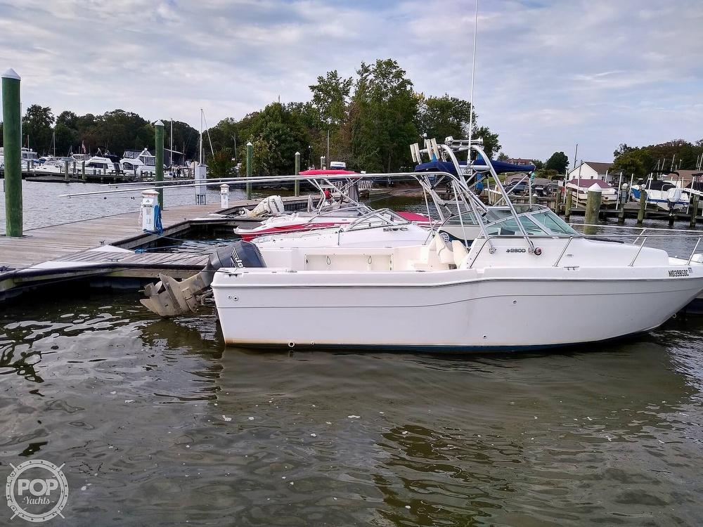 1997 Seaswirl boat for sale, model of the boat is Striper 2600 WA & Image # 12 of 40