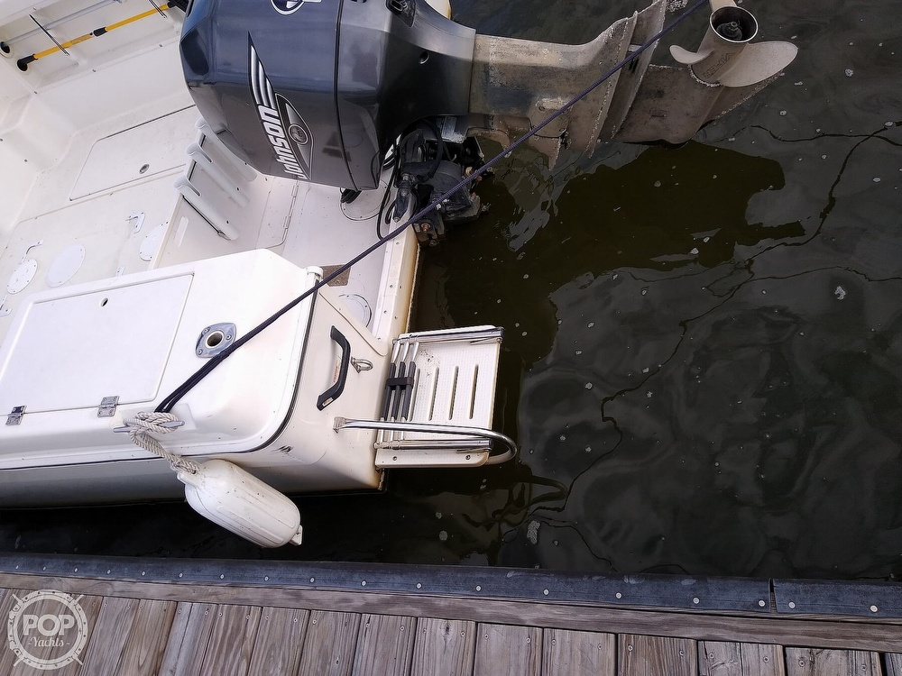 1997 Seaswirl boat for sale, model of the boat is Striper 2600 WA & Image # 18 of 40