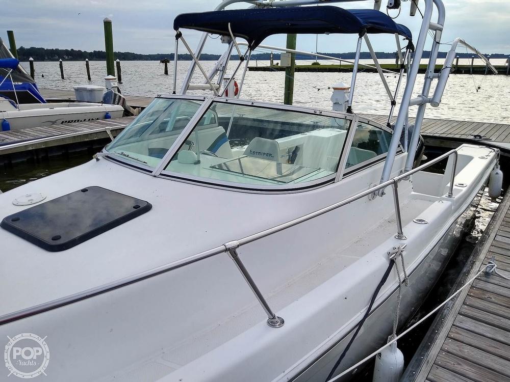1997 Seaswirl boat for sale, model of the boat is Striper 2600 WA & Image # 4 of 40