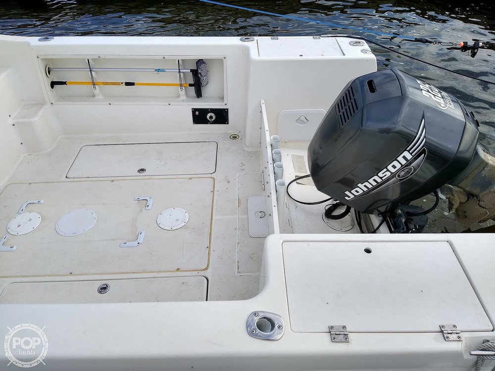 1997 Seaswirl boat for sale, model of the boat is Striper 2600 WA & Image # 33 of 40