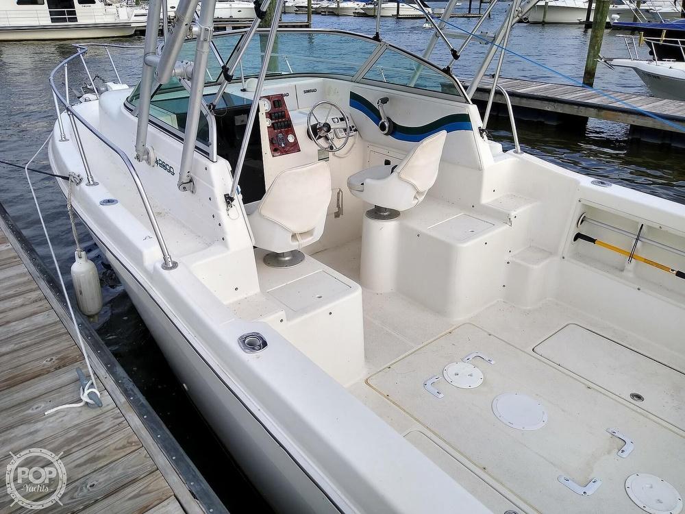 1997 Seaswirl boat for sale, model of the boat is Striper 2600 WA & Image # 34 of 40
