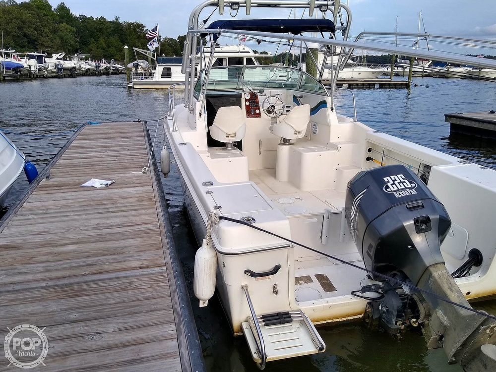 1997 Seaswirl boat for sale, model of the boat is Striper 2600 WA & Image # 5 of 40