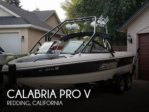 Used Calabria Boats For Sale by owner | 2002 24 foot Calabria Pro V