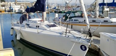J Boats 105, 34', for sale - $39,999