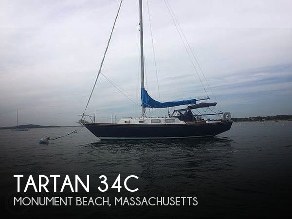 Used Tartan Boats For Sale by owner | 1971 Tartan 34c