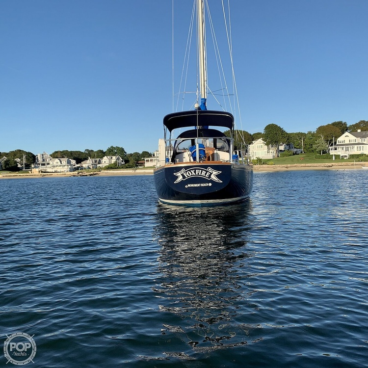 1971 Tartan boat for sale, model of the boat is 34C & Image # 5 of 23