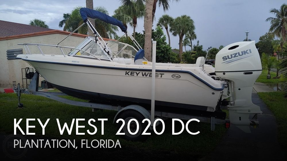 2007 Key West boat for sale, model of the boat is 2020 DC & Image # 1 of 40