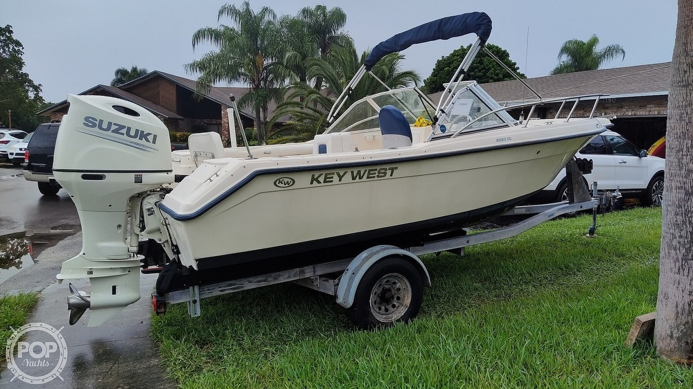 2007 Key West boat for sale, model of the boat is 2020 DC & Image # 4 of 40