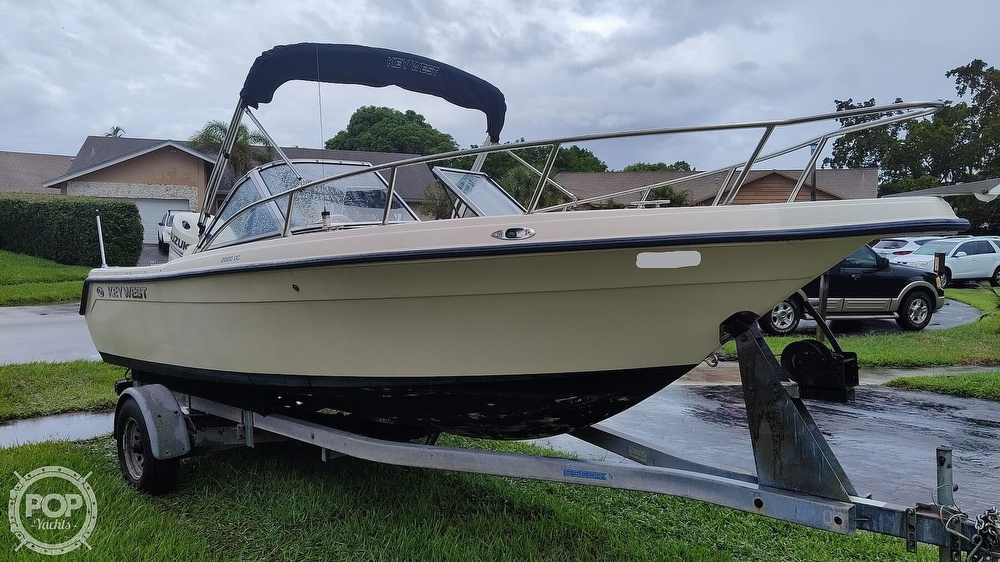 2007 Key West boat for sale, model of the boat is 2020 DC & Image # 9 of 40