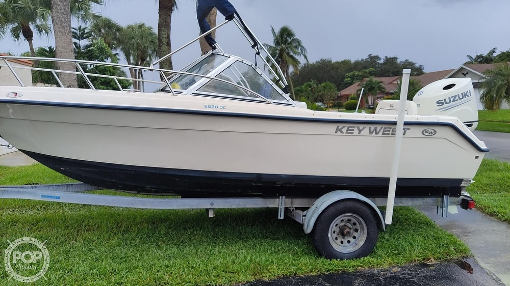 2007 Key West boat for sale, model of the boat is 2020 DC & Image # 12 of 40