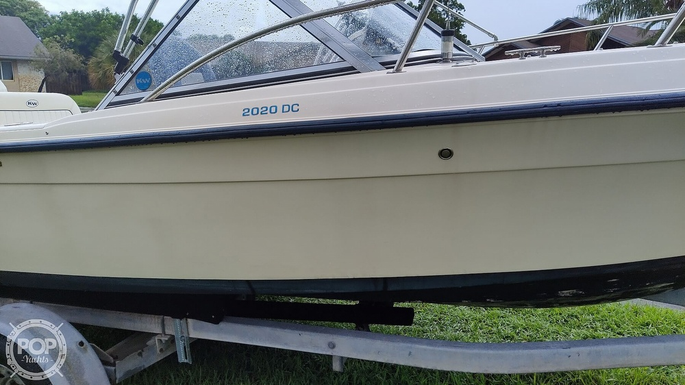 2007 Key West boat for sale, model of the boat is 2020 DC & Image # 39 of 40