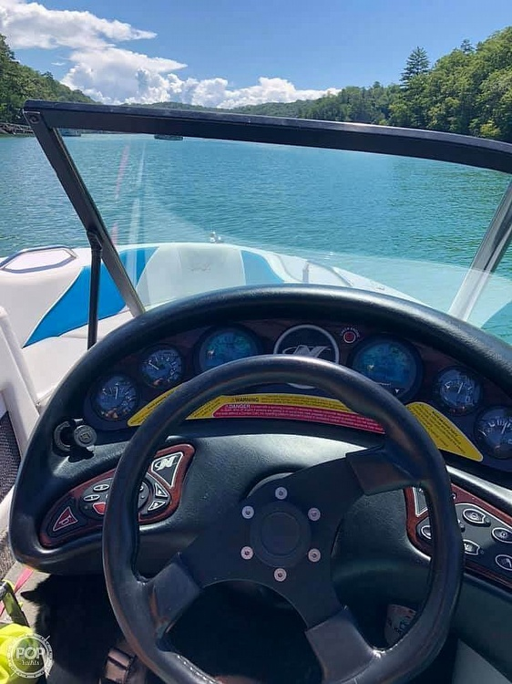 2000 Correct Craft boat for sale, model of the boat is 210 Super Air Nautique & Image # 5 of 25