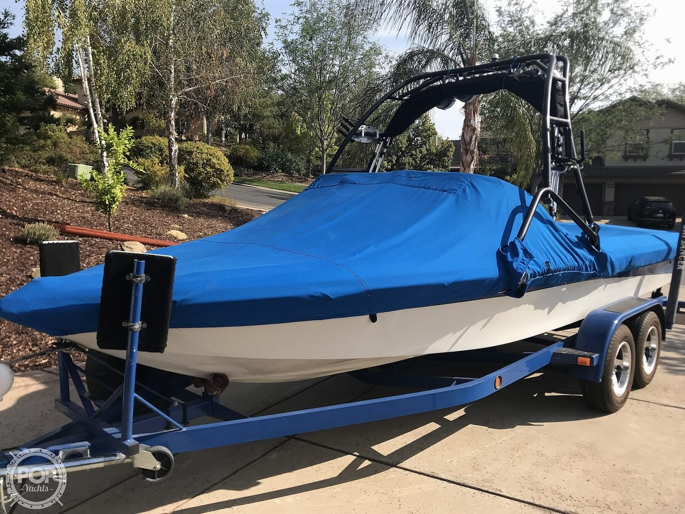 1995 Sanger boat for sale, model of the boat is DLX & Image # 11 of 40