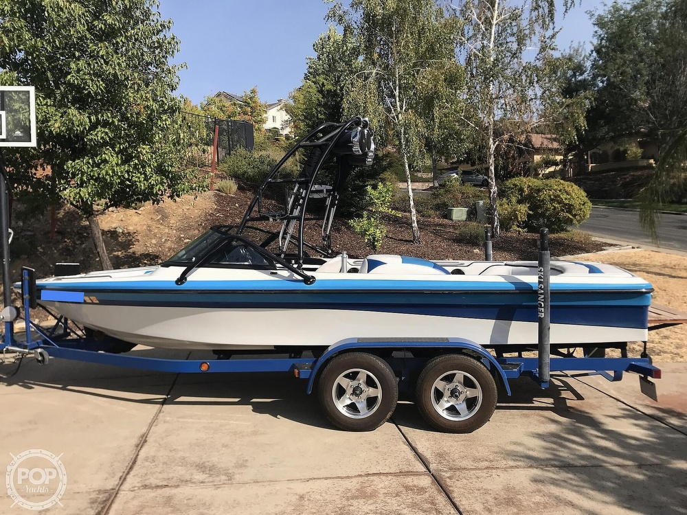 1995 Sanger boat for sale, model of the boat is DLX & Image # 4 of 40
